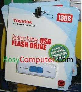 USB Flash Disk Toshiba 8Gb 16Gb | Rosy Laptop Malang