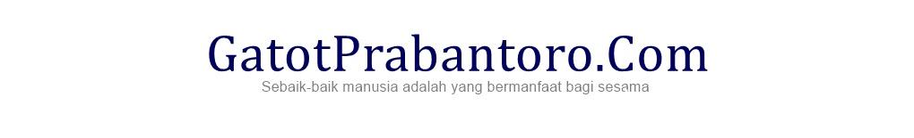 Gatot Prabantoro
