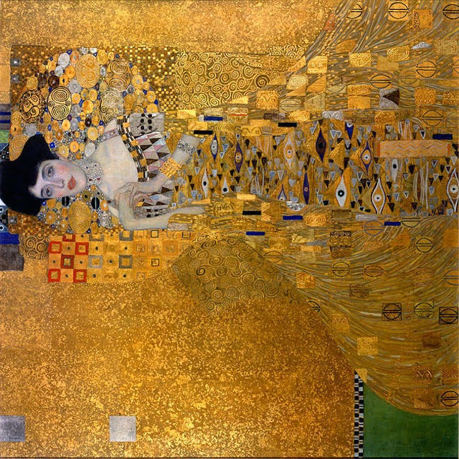 gustave klimt, adele bloch-bauer, the immigrant, james gray, film references