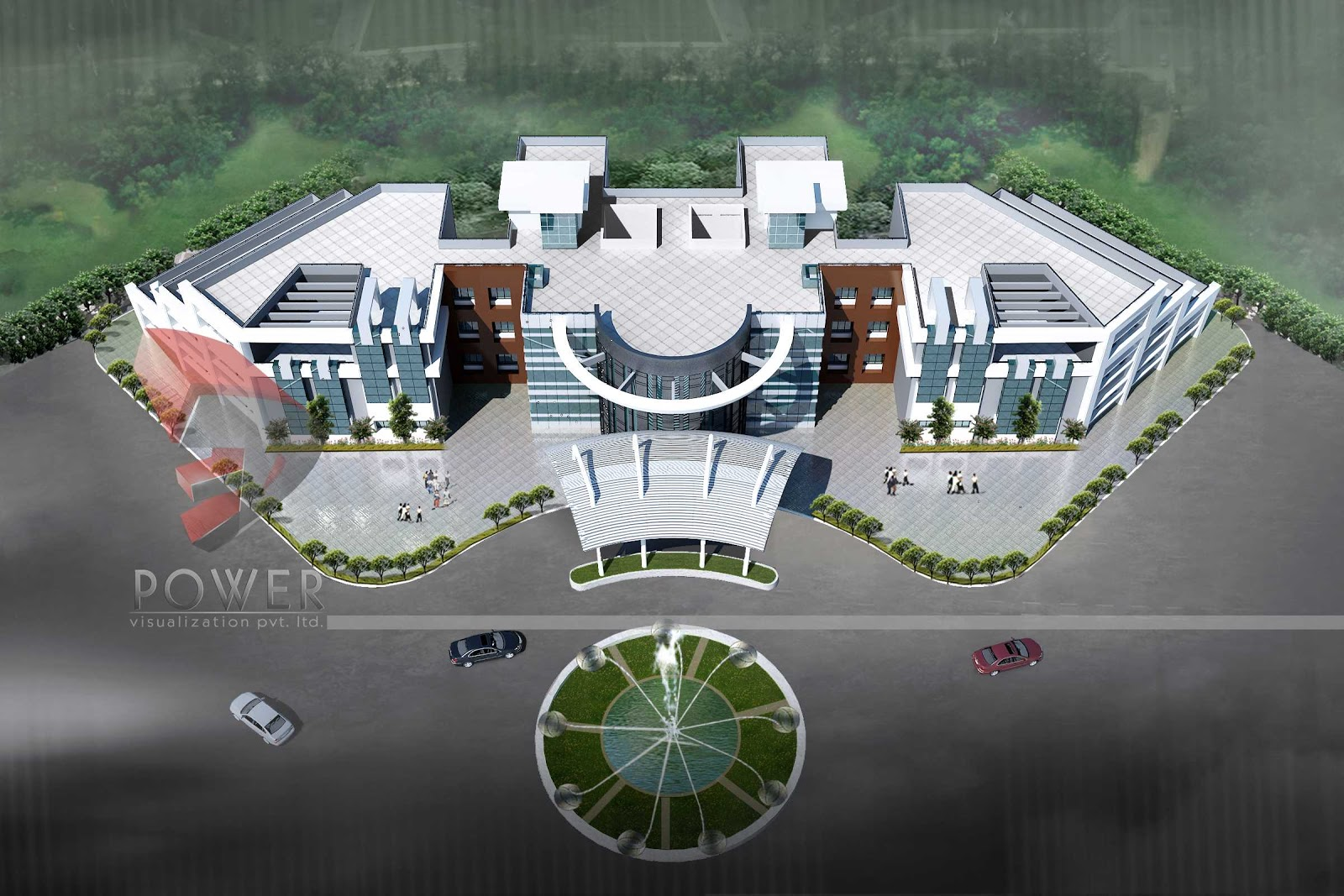 Modern Hospital Architecture Hospital Healthcare Design Green Hospital Architecture