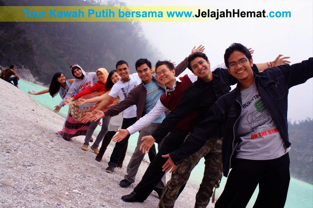 Paket Wisata & Liburan Hemat kawah Putih Ciwidey Bandung Jelajah Hemat