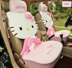 Cute car interior accessories for girls