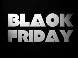 viernes negro o Black friday