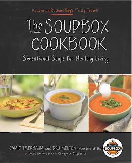 The Soupbox Cookbook by Dru Melton