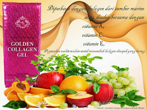 GOLDEN COLLAGEN GEL (GCG)
