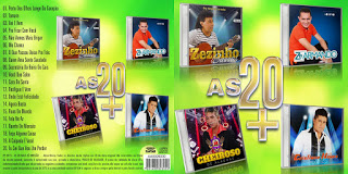 CD As 20 Mais – Só Bregão (2015)