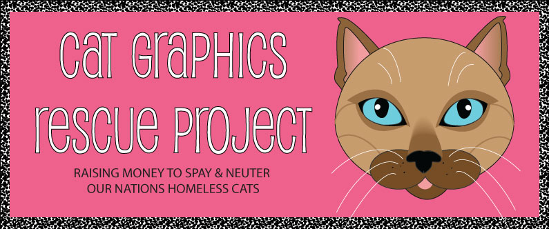 Cat Graphic Rescue Project