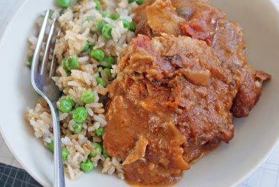 Slow Cooker Thai Chicken from Dinner with Julie [found on SlowCookerFromScratch.com]