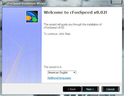 cfosspeed portable download
