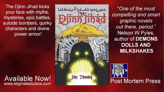 http://www.amazon.com/Djinn-Jihad-Books-New-Apocrypha/dp/0692290559/ref=sr_1_1?ie=UTF8&qid=1416157375&sr=8-1&keywords=djinn+jihad