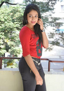 Haripriya Latest Pictures in Jeans at Ee Varsham Sakshiga Success Meet ~ Celebs Next
