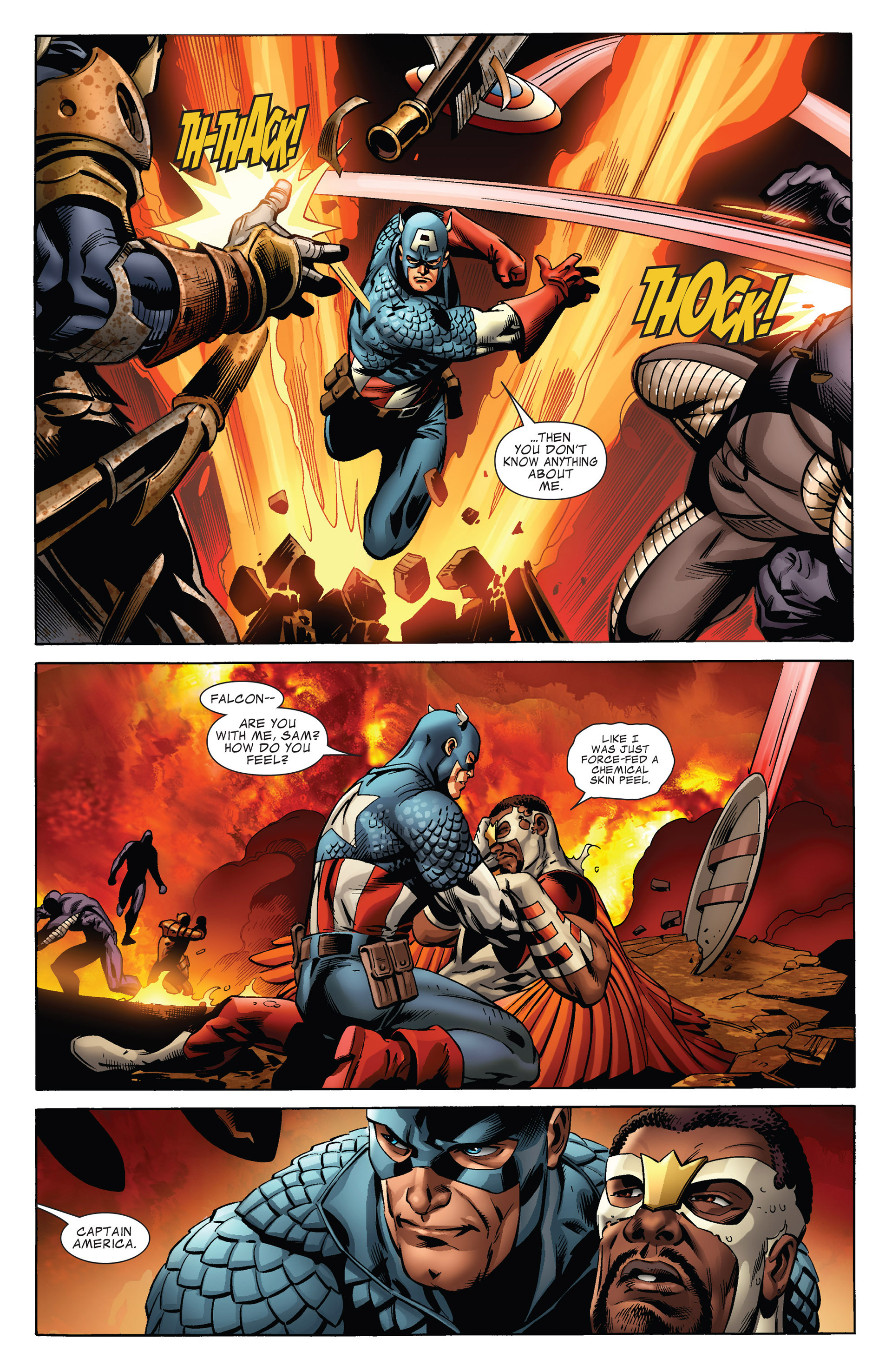 Captain America (2011) Issue #15 #15 - English 8