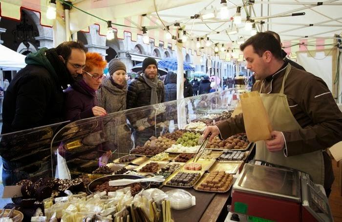 Festa del Cioccolato sul Setnierone  dal 29 Gennaio al 1 Febbraio Bergamo