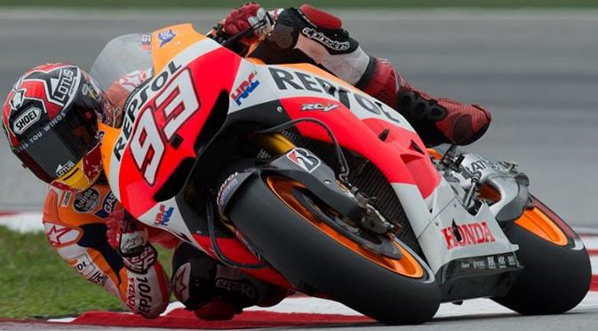 Marc Marquez Bisa Juara Dunia MotoGP 2013