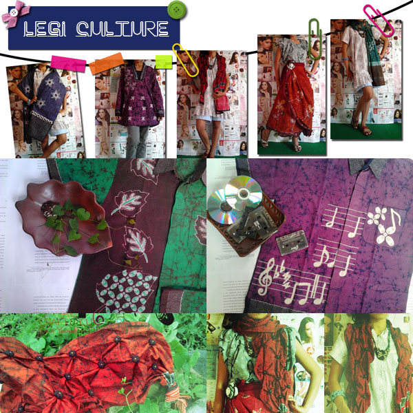 Tren Batik 2013 - Batik Kreatif by Legi Culture