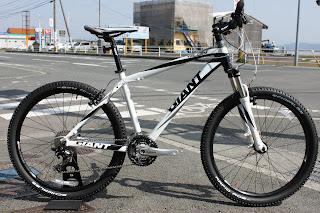 城山自転車店: GIANT TALON