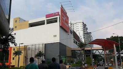 aeon, BIG, bahau, subang parade, subang, shah alam, komuter, shopping complex