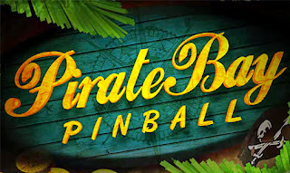 Screenshots of the Pirate bay Pinball for Android tablet, phone.