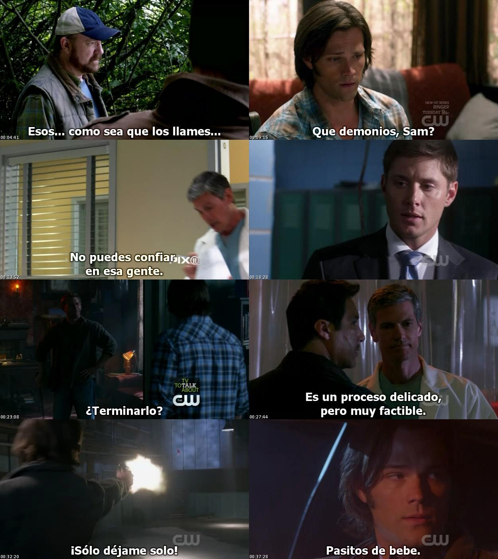 Supernatural - Temporada 7 [HDTV] [Sub. Español]