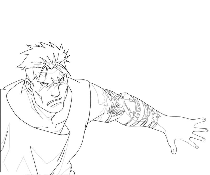 Scar angry how coloring for Scar coloring page