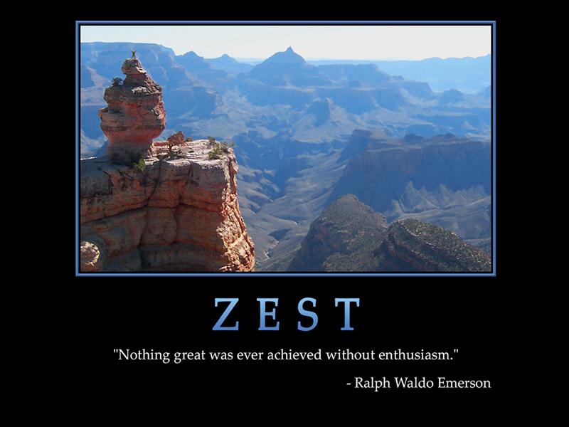Keen A Journey Through Life Daily Affirmations Zest
