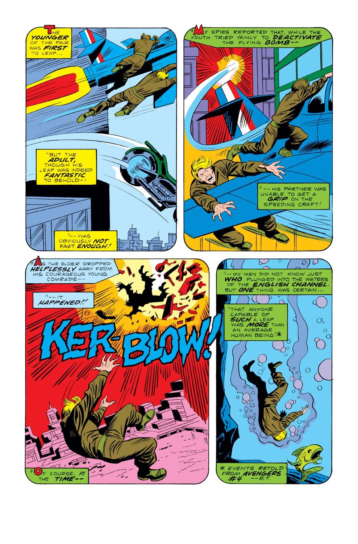 Captain America (1968) Issue #220 #134 - English 6