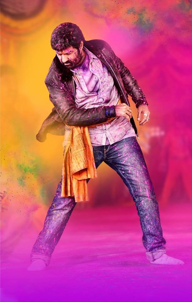 BalaKrishna's Lion Movie latest HD Stills