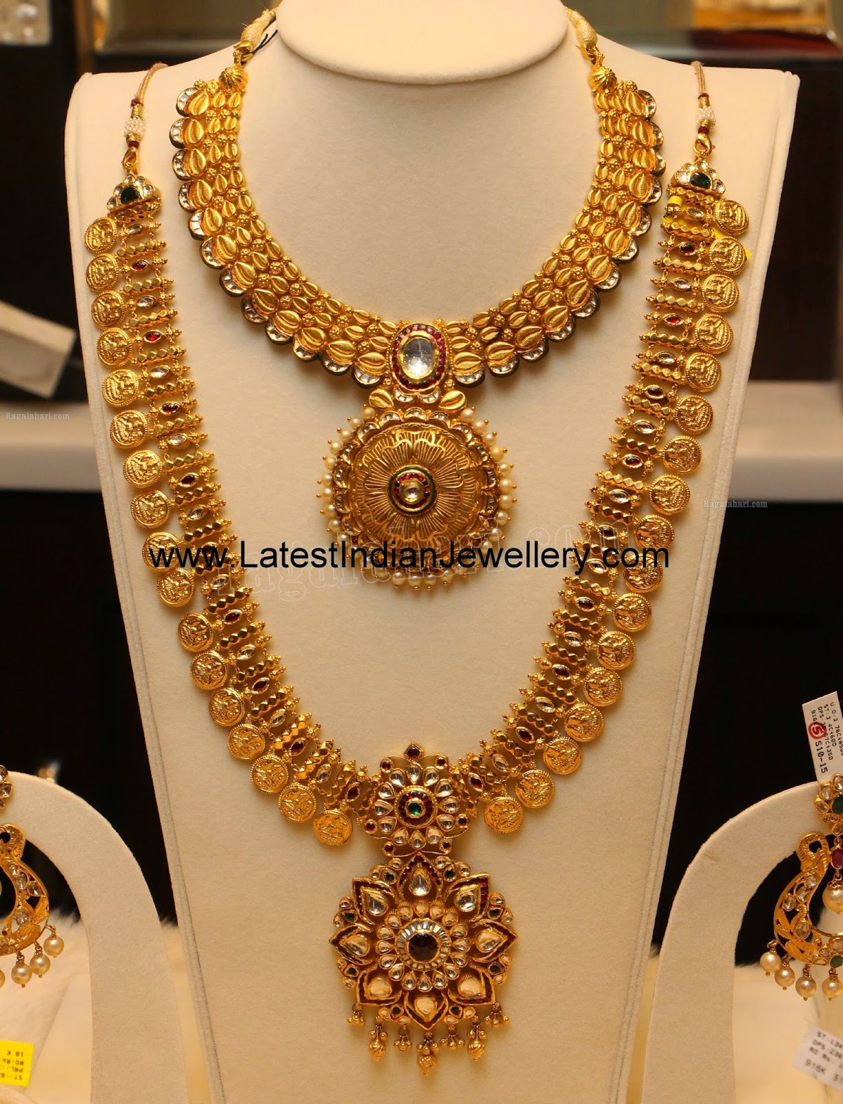 kasu haram gold necklace