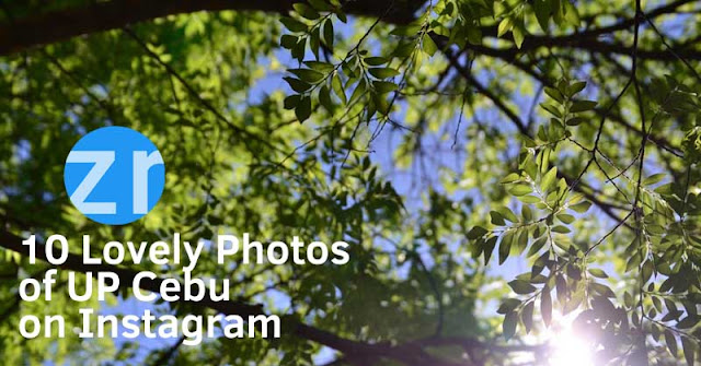 10 Lovely Photos of UP Cebu on Instagram