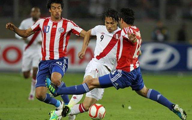 Ver partido Peru vs Paraguay en vivo