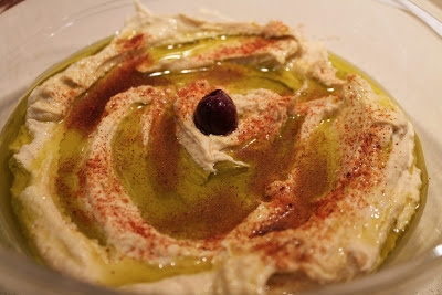 smoky-smooth hummus