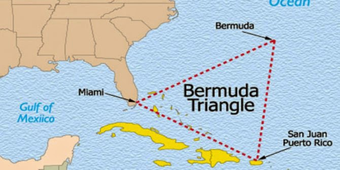 Fakta Segitiga Bermuda