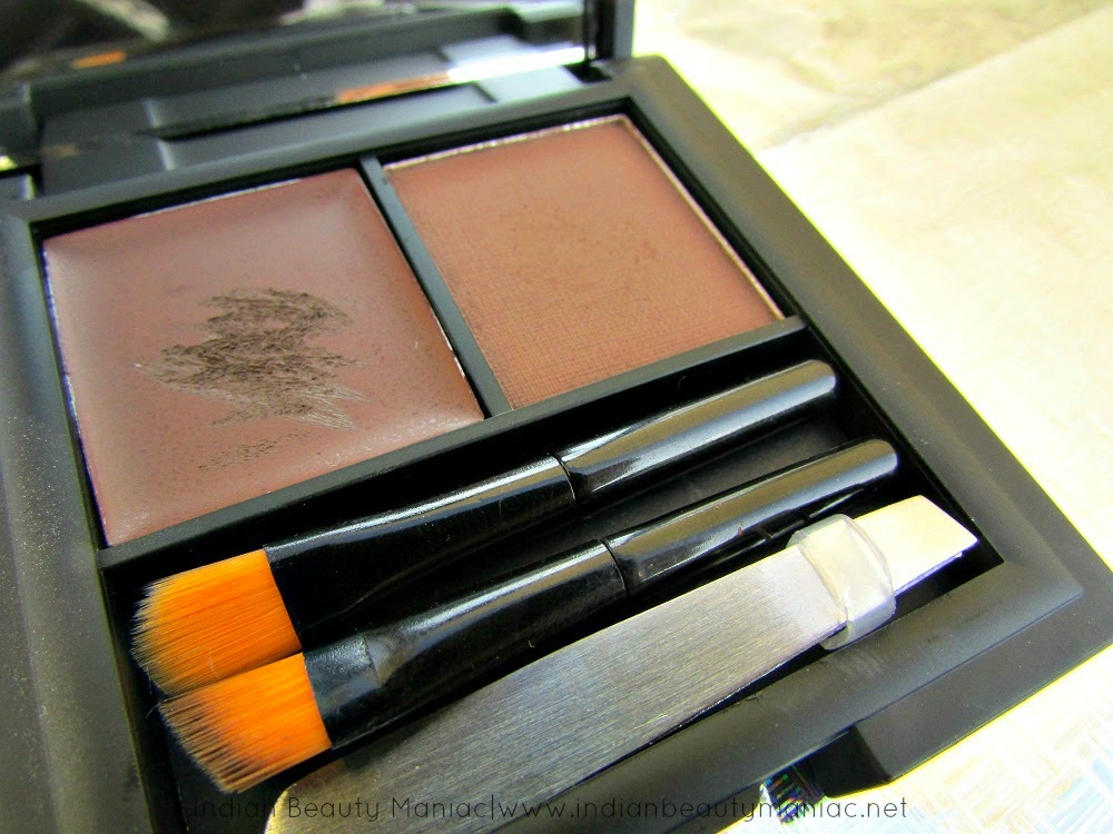 Indian Beauty Maniac: Sleek Brow Kit in Dark Review