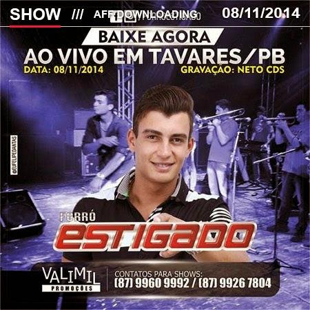 Baixa – Forró Estigado – Tavares – PB – 08.11.2014