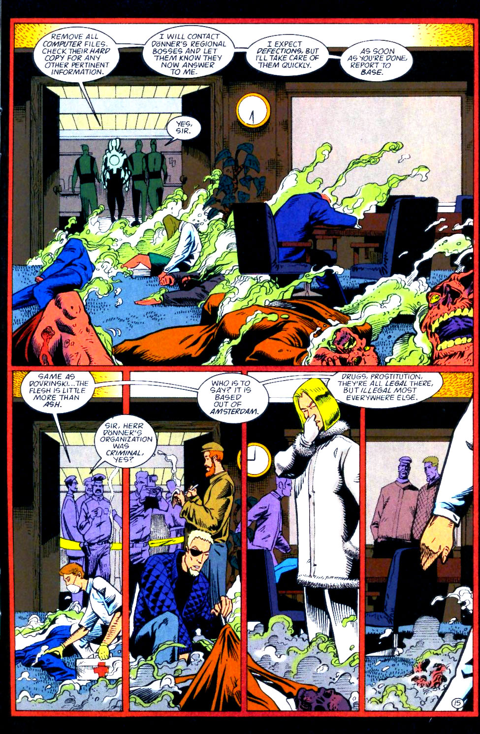 Deathstroke (1991) Issue #56 #61 - English 16