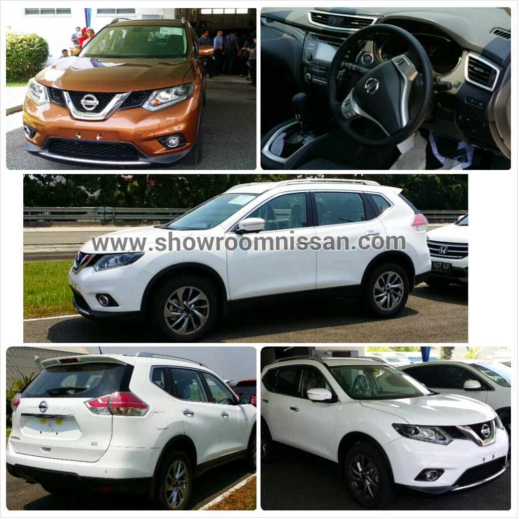 Harga Nissan All New Xtrail 2014 2015