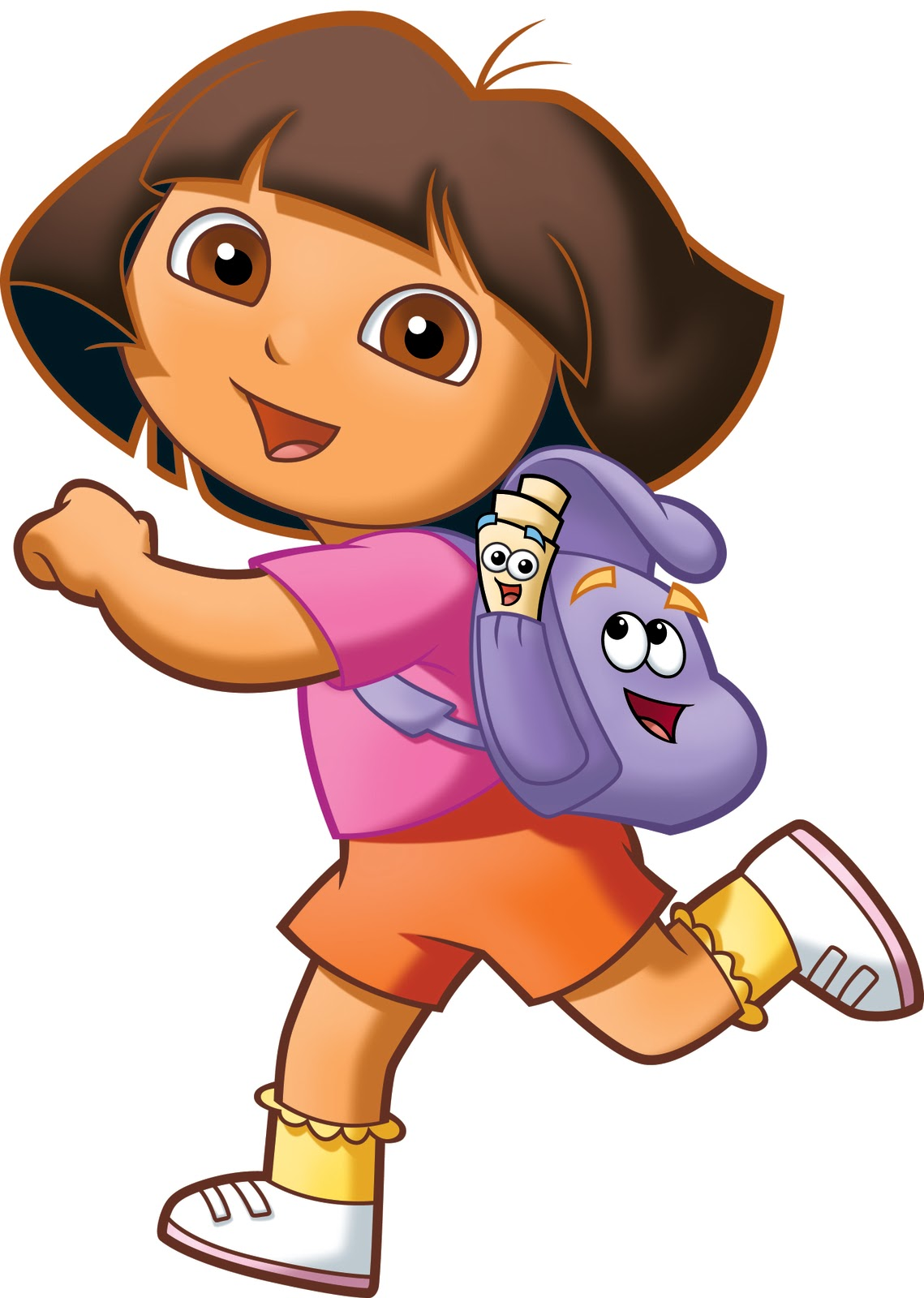 Dora Explorer Cartoon
