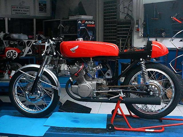 Go Faster Honda Built For Speed