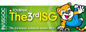 Journal Islamic Solidarity Games 2013