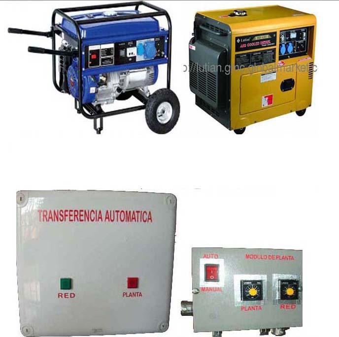 Elect sol soluciones y sistemas el ctricos confiables en - Generadores electricos pequenos ...