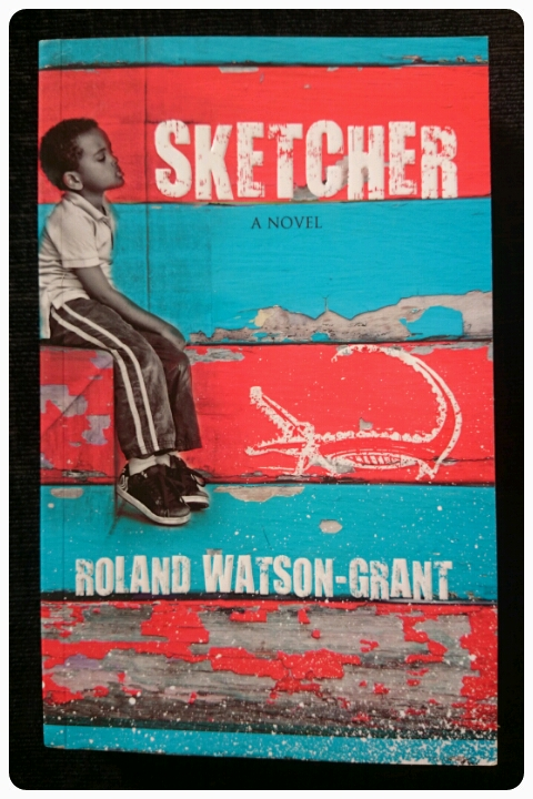 sketcher by rolad watson-grant