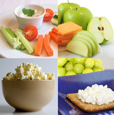 Healthy diabetic snack foods