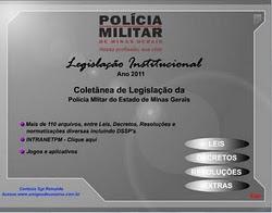 FAÇA O DOWNLOAD DO CD – LEGISLAÇÃO PM