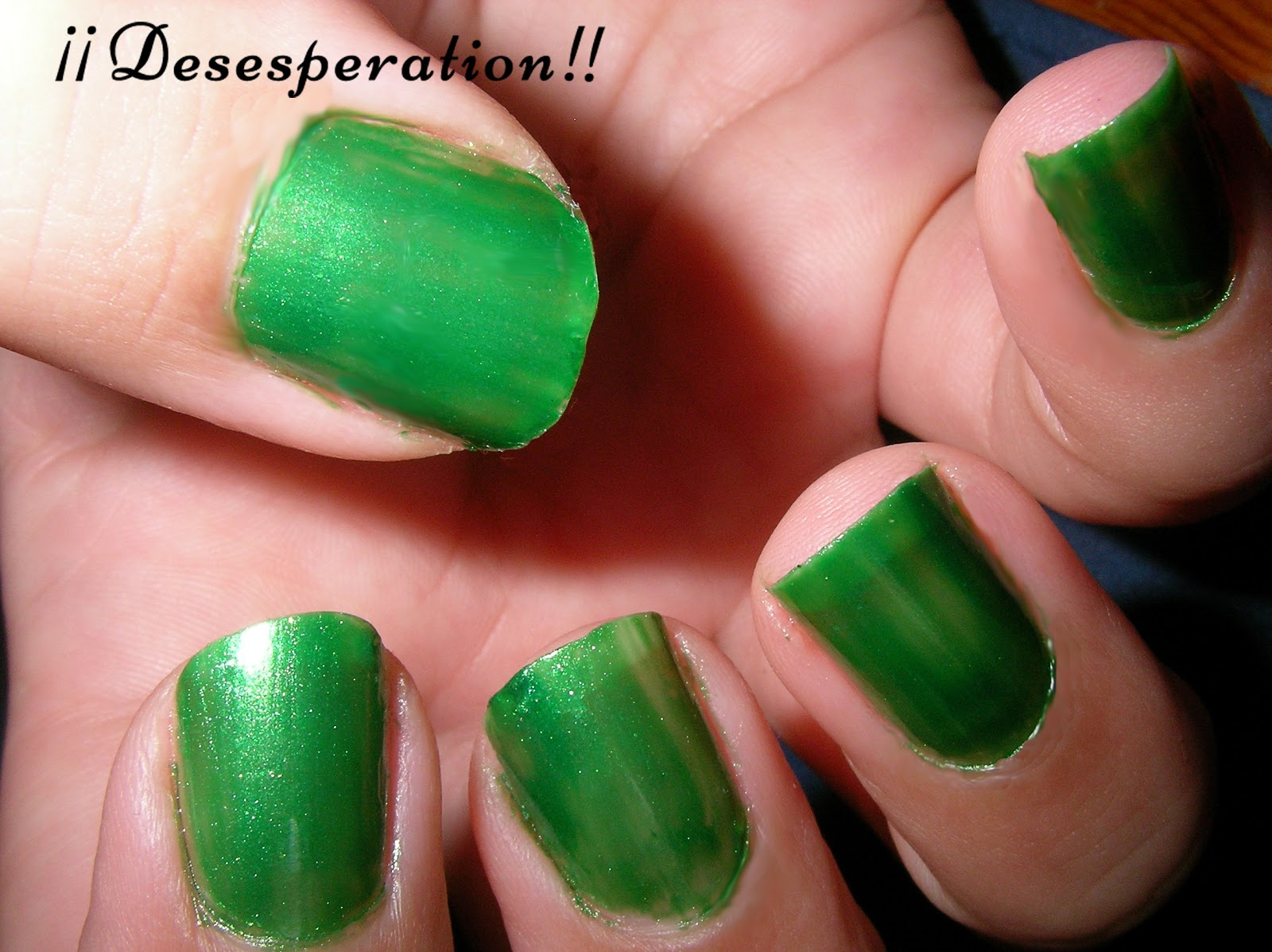 Desesperation!!: diciembre 2012