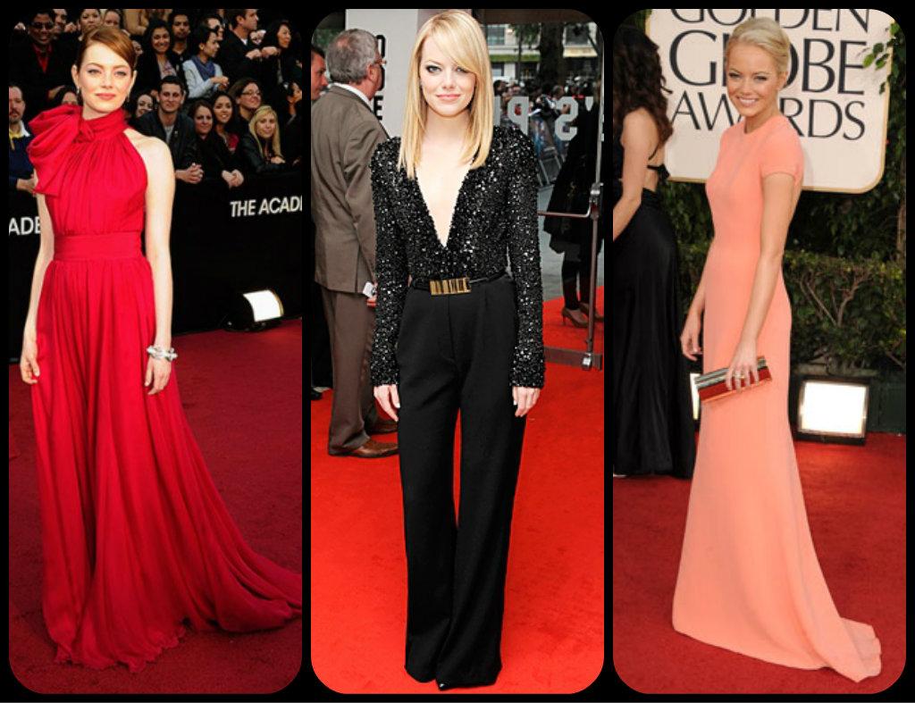 Celebrity Style Spotlight: Emma Stone