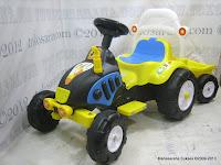 Mobil Mainan Aki Junior TR0905 Traktor