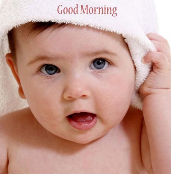 Good Morning Baby : Good mrng baby images holidays oo