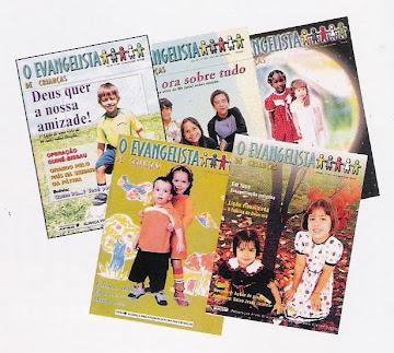 Revista O Evangelista de Crianças
