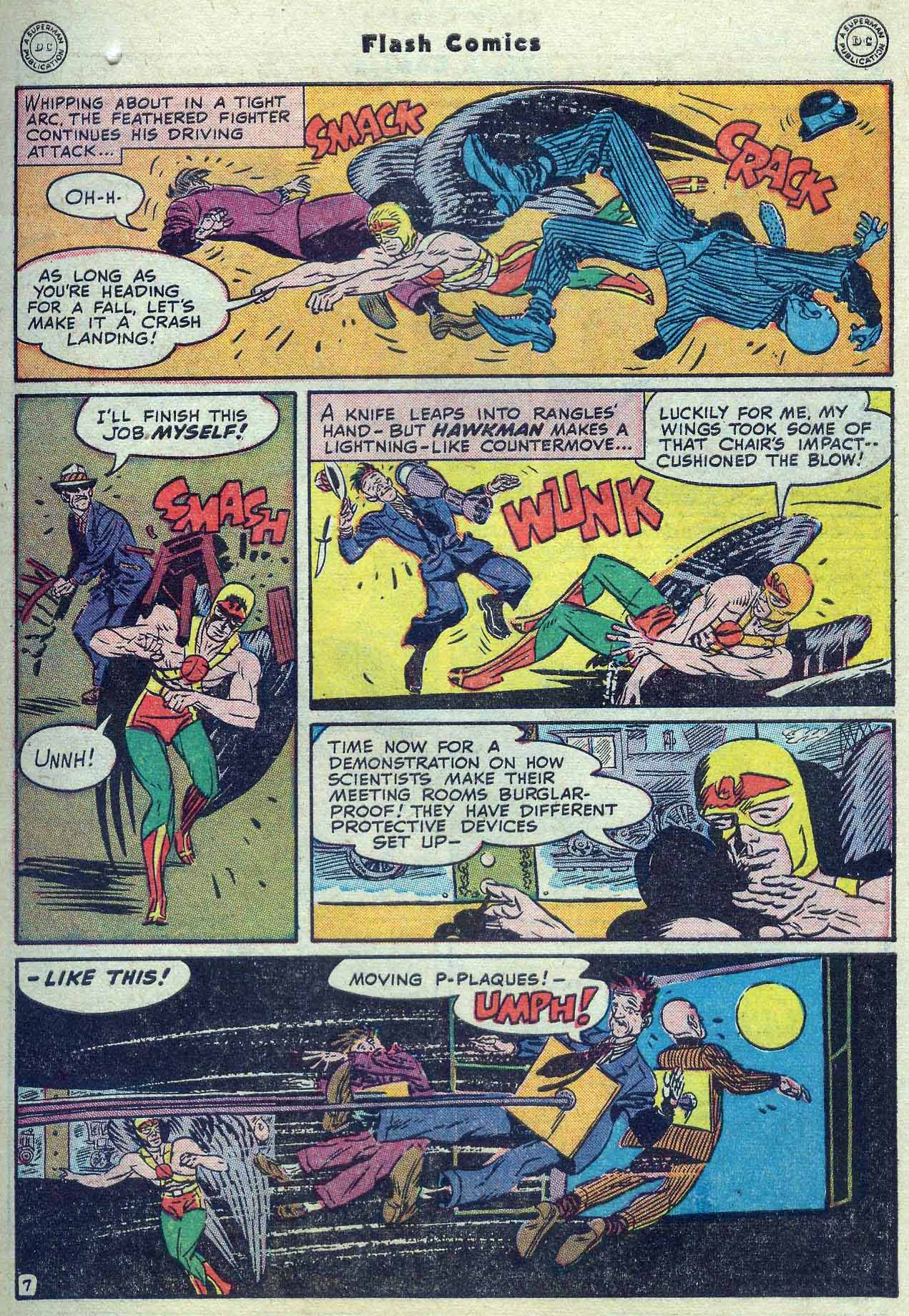Flash Comics Issue #104 #104 - English 9