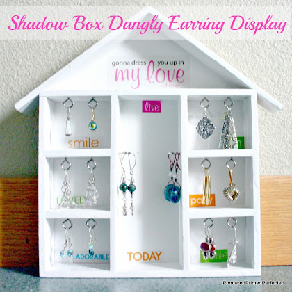 Earring Display &amp; Storage
